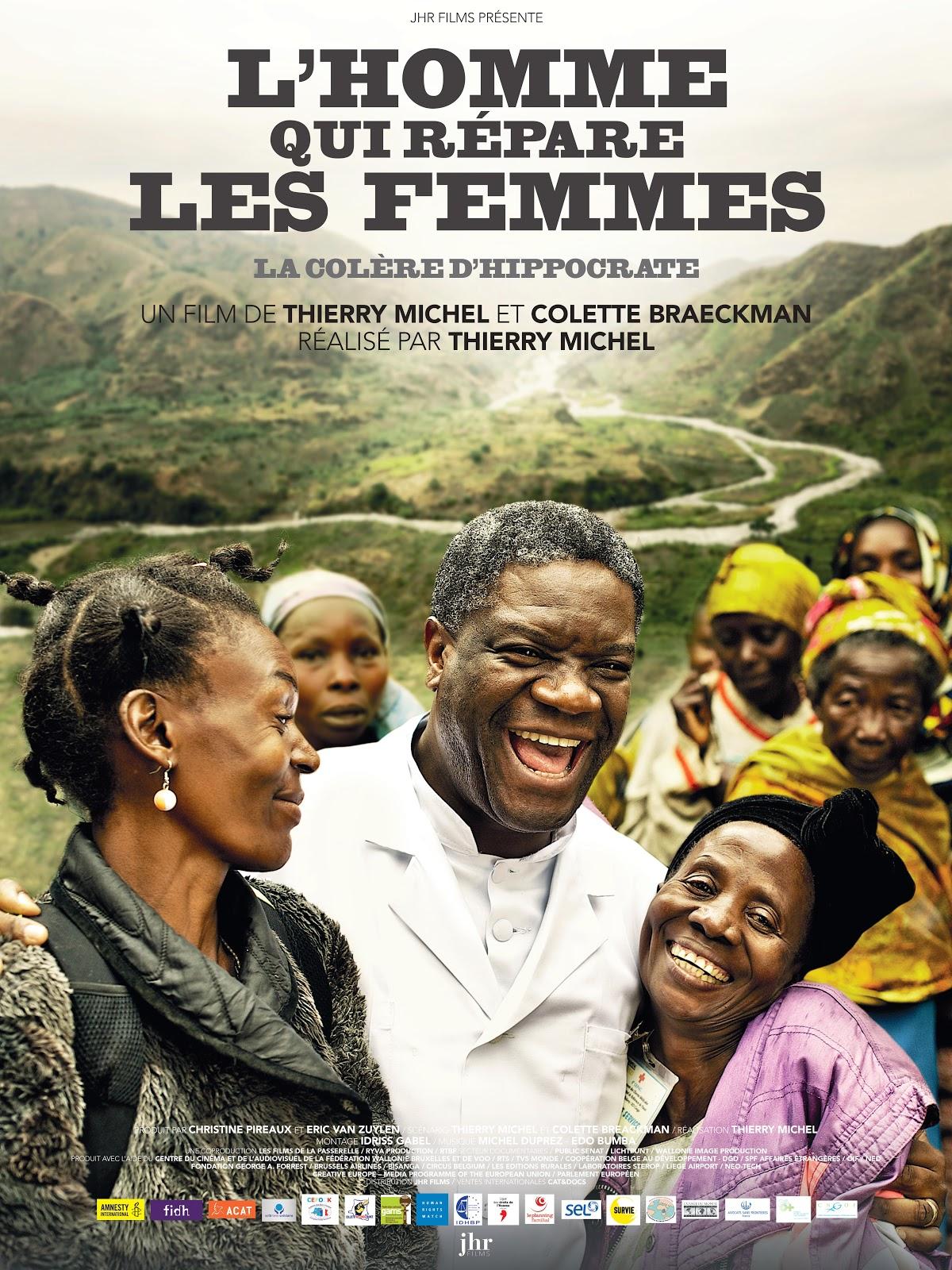 L'HOMME QUI RÉPARE LES FEMMES