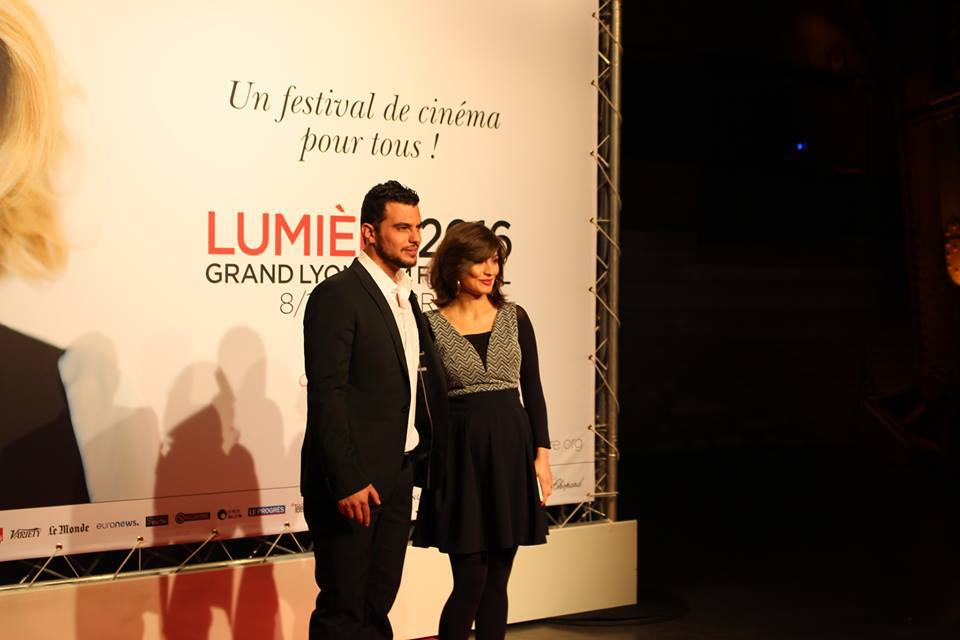 Marina, Noor et la grande famille du cinéma français