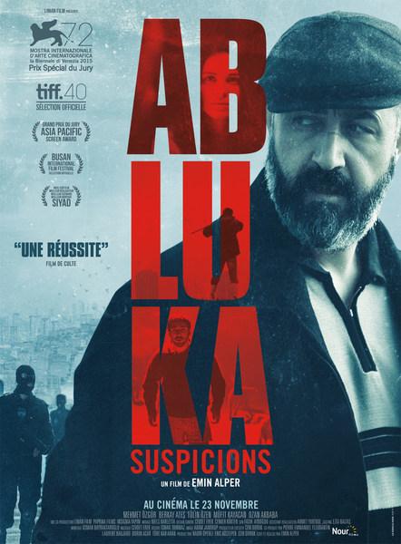 ABLUKA SUSPICIONS