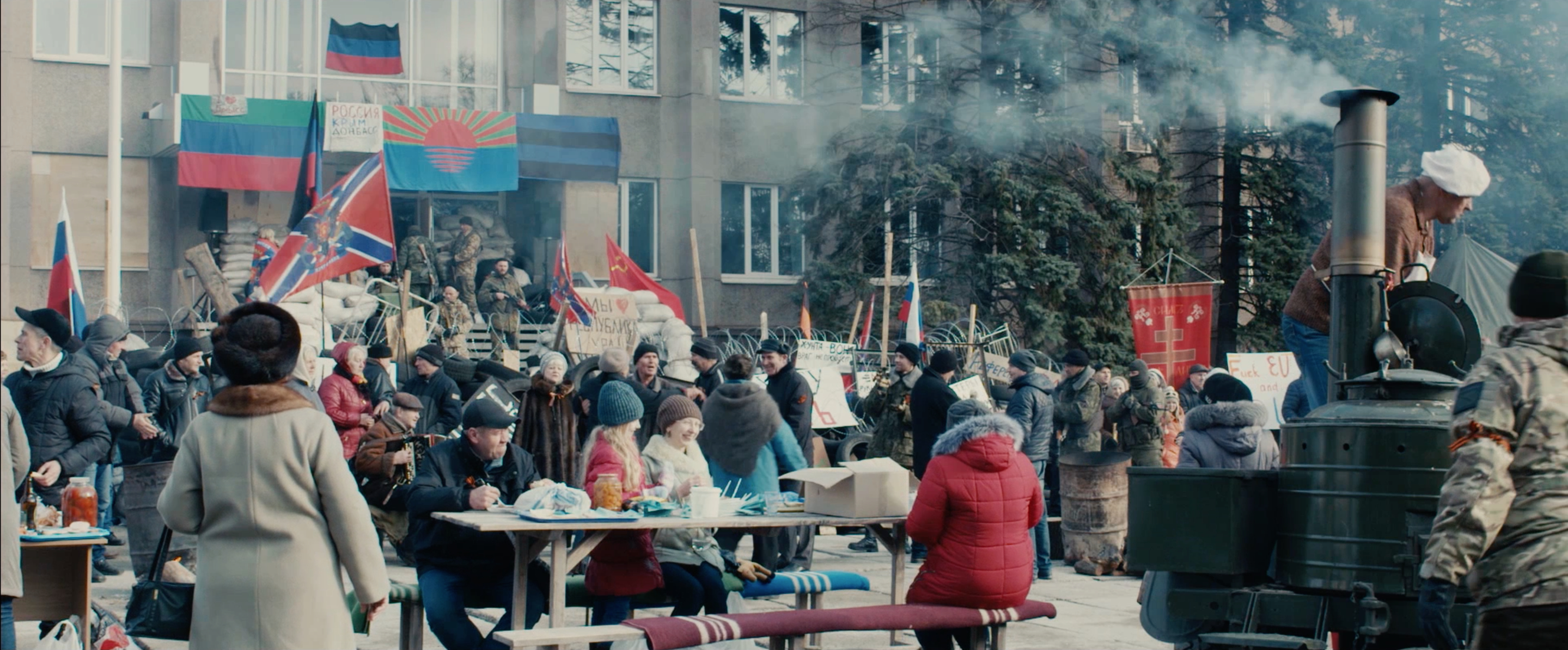 DONBASS – Sergueï Loznitsa