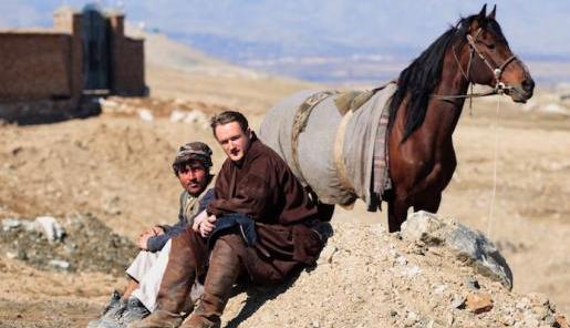 louis & afghan