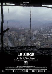 Affiche du film Le siège