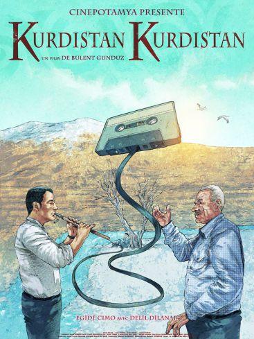 Affiche du film Kurdistan kurdistan