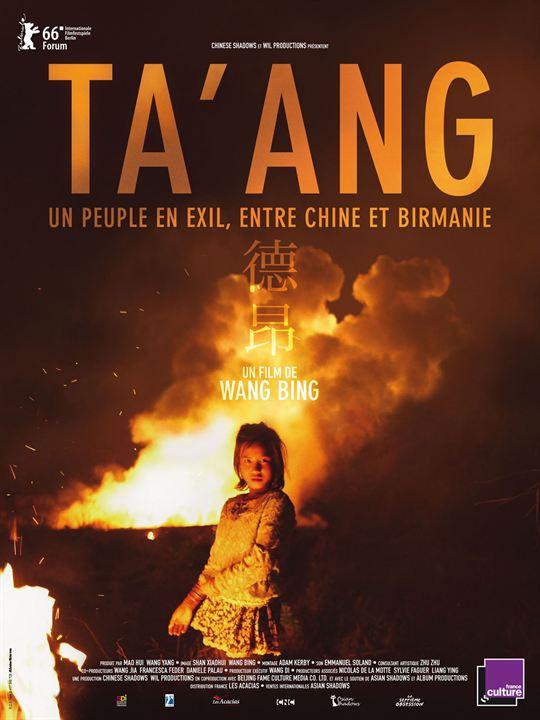 Affiche du film Ta'ang